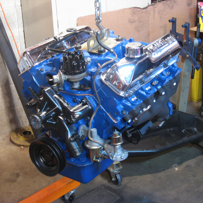 Ford 428 Scj Engine For Sale | Autos Post